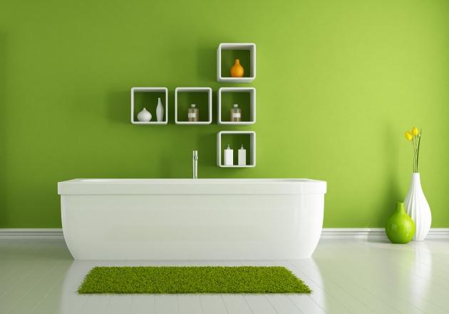 Couleur vert Greenery