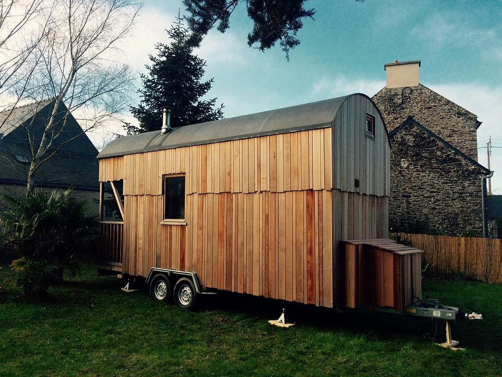 Maison de demain Tiny House