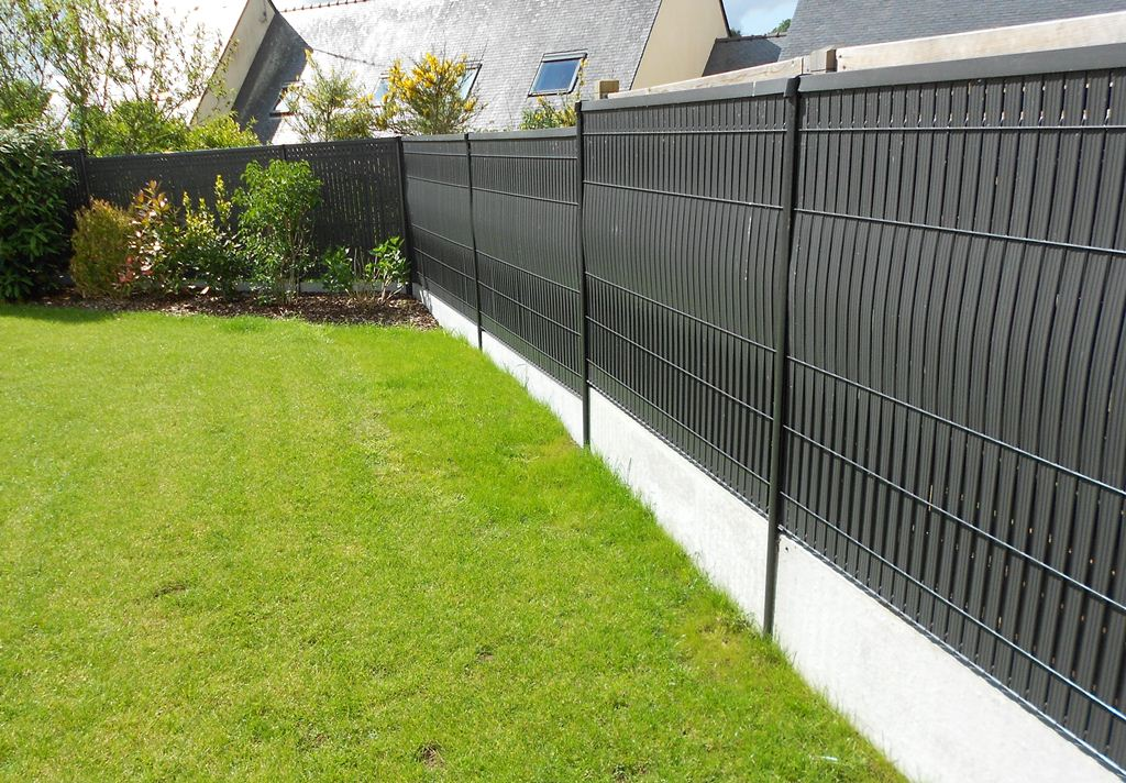 5 id es pour cl turer votre jardin natilia avignon - Cloturer son jardin ...