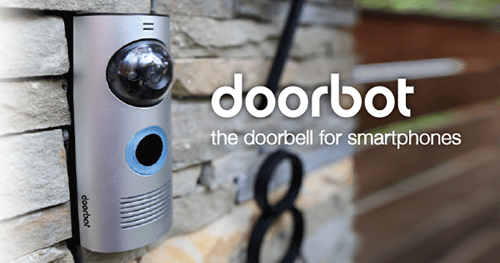 Solution connectée Doorbot