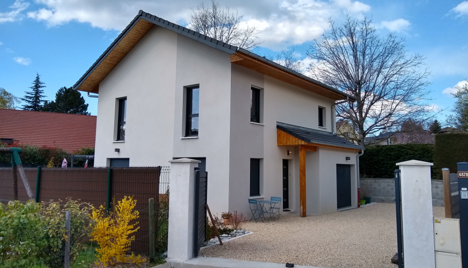 Natilia maison ossature bois neuve