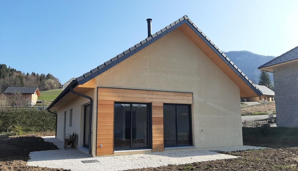 Natilia maison ossature bois
