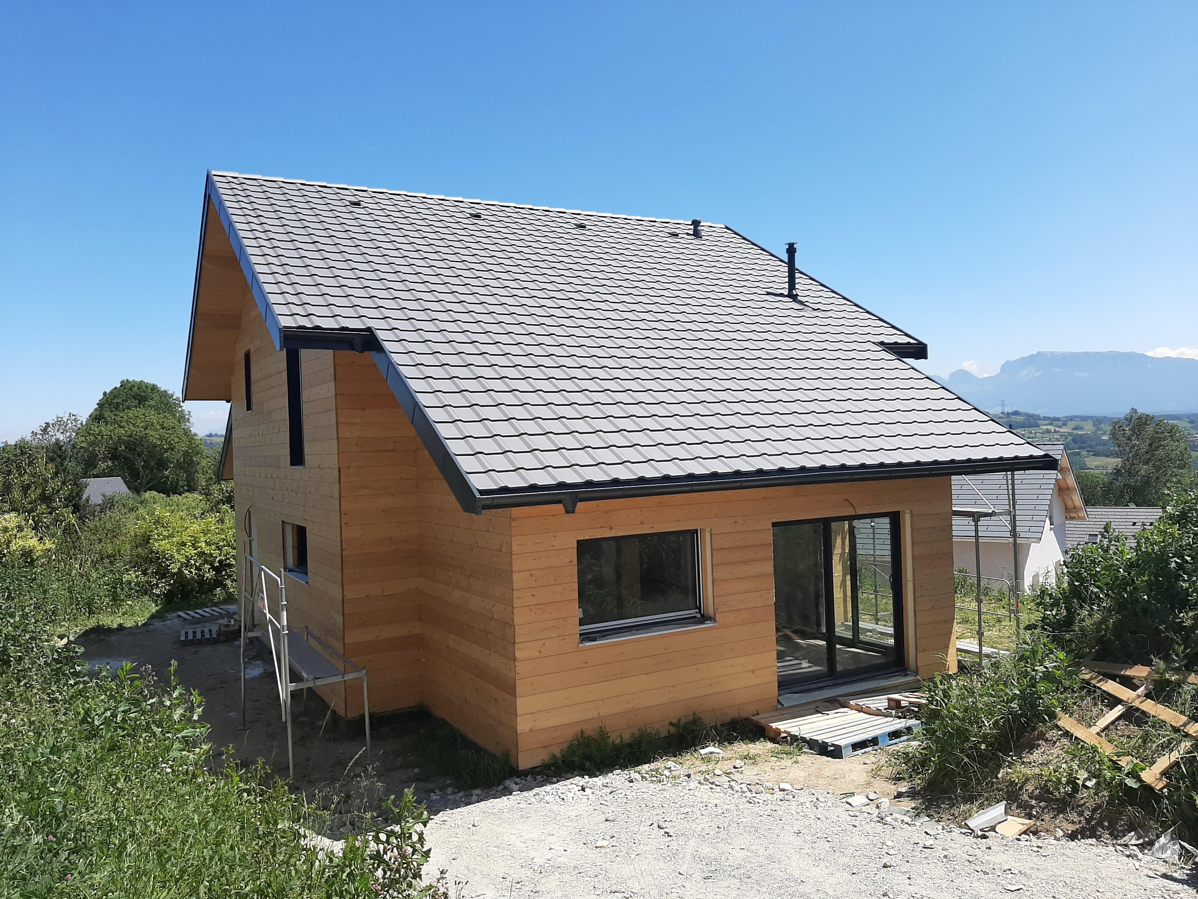 construction maison haute-savoie