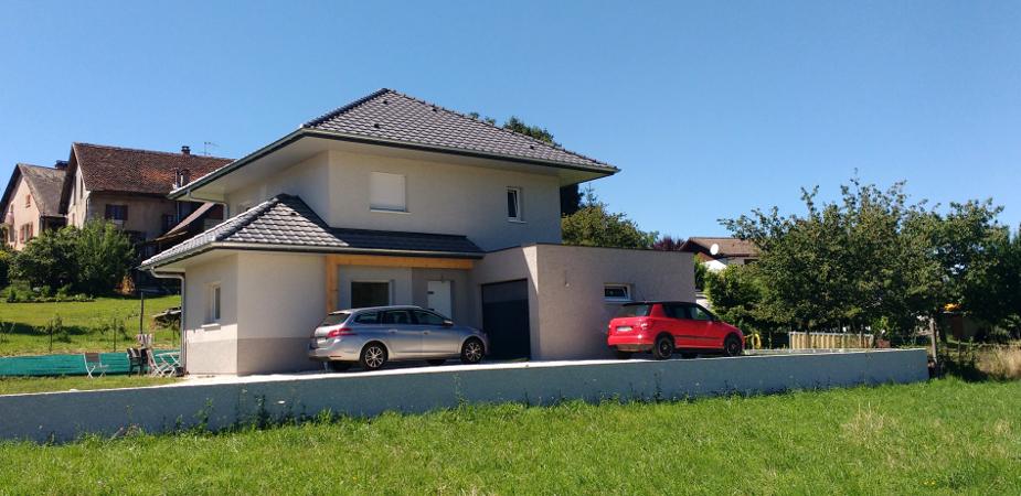 Natilia maison neuve CCMI ossature bois