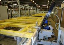 Fabrication des ossature bois