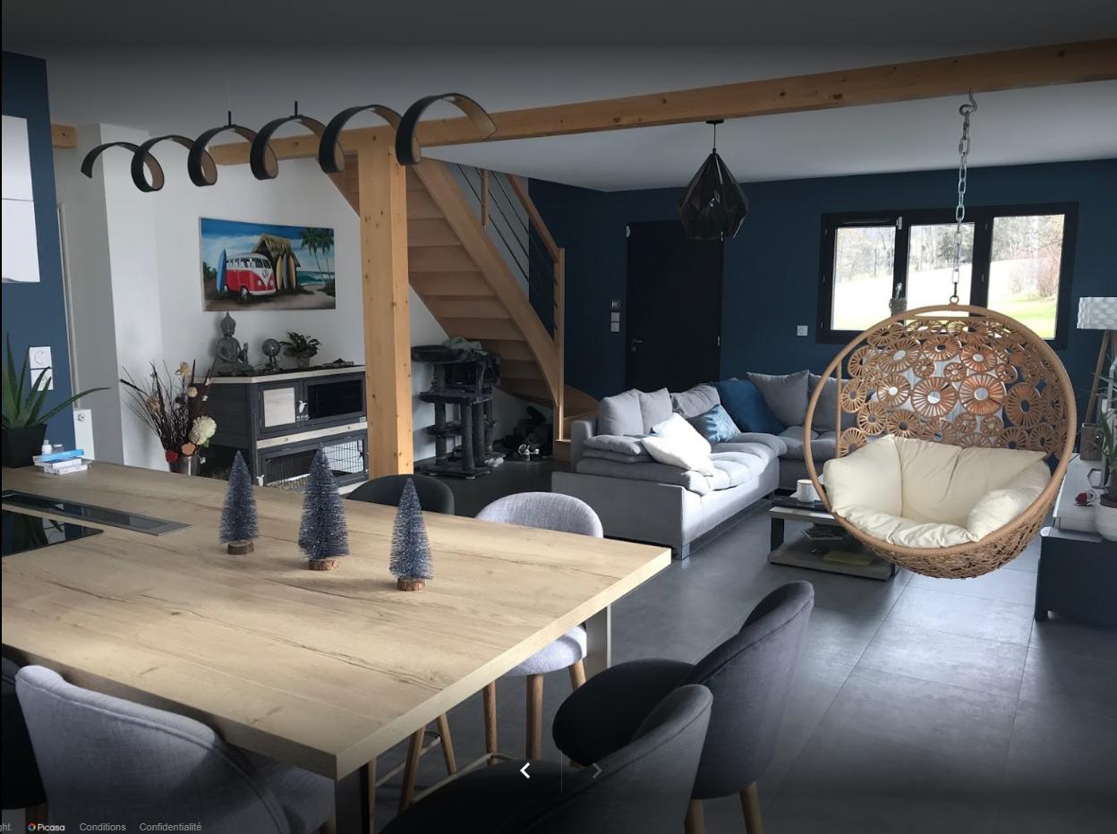 Natilia_maison ossature bois contemporaine