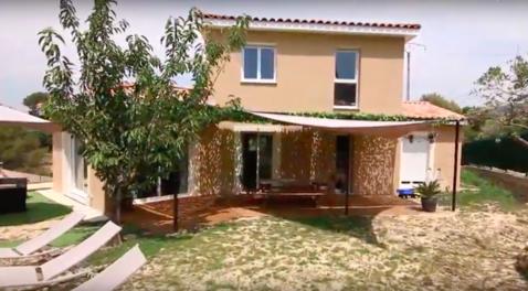 construction maison a etage ossature bois le beausset var