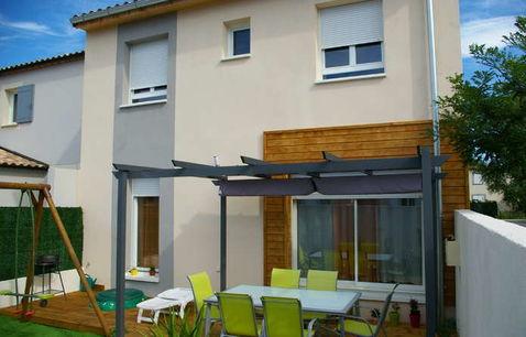 construction maison bois var e tage 1