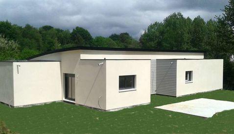 construction maison bois moderne