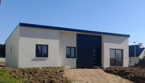 construction maison bois moderne 1