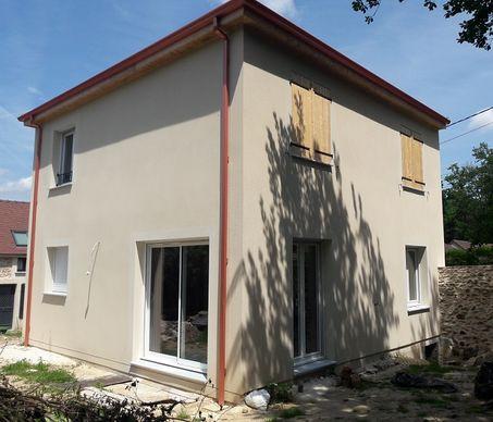 maison bois 78125