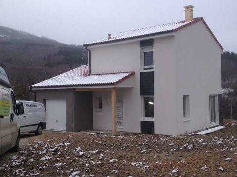 maison ossature bois