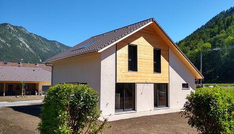 maison ossature bois 2