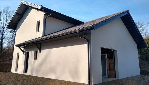 maison ossature bois modifi