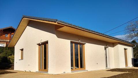 natilia maison ossature bois plain pied modifi