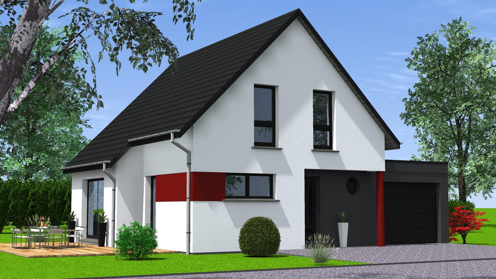 Construction Maison Wittenheim 68270 5 Pièces
