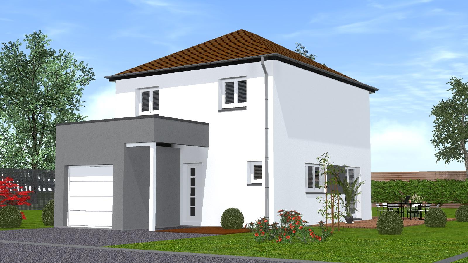 Construction Maison Wittenheim 68270 6 Pièces