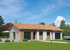 maison ossature bois natizen 4pans av natilia