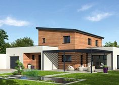 maison ossatures bois natigreen vue1 bac natilia bd