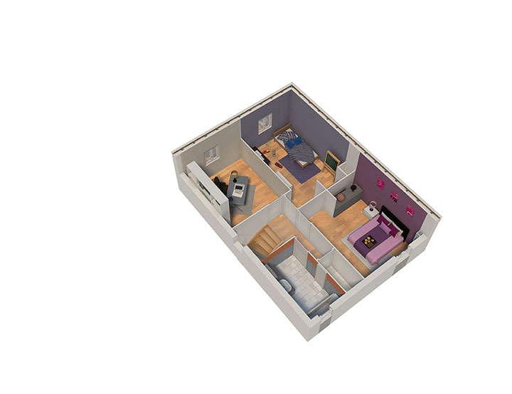 maison ossature bois plan natifae r 1 natilia