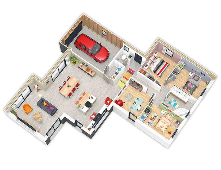 maison ossature bois plan natimix inter natilia 1
