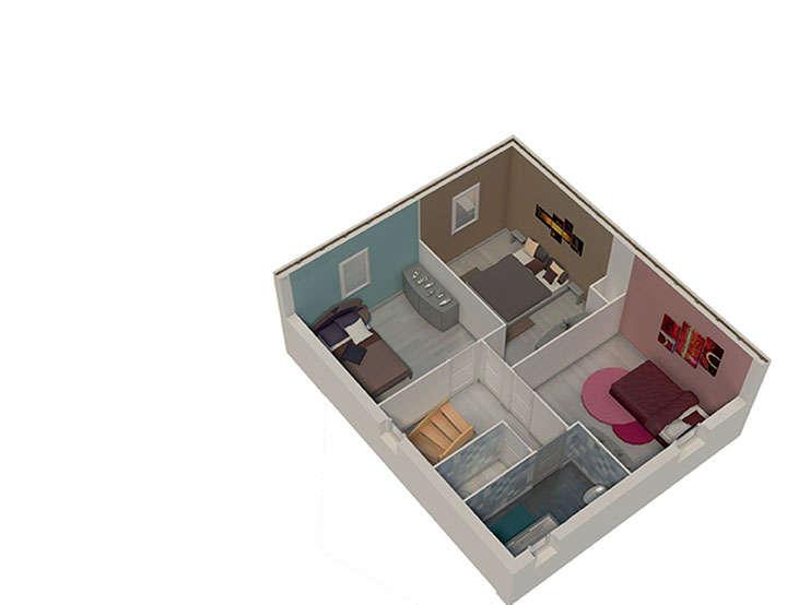 maison ossature bois plan nativae r 1 natilia 4