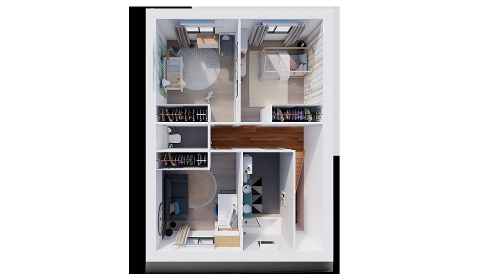 natilive plan interieur etage natilia 1