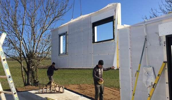 Delai construction maison natilia ventana blog for Maison construction rapide