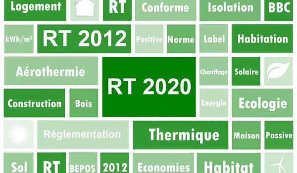 quelle diff rence entre la rt2012 et la rt 2020. Black Bedroom Furniture Sets. Home Design Ideas