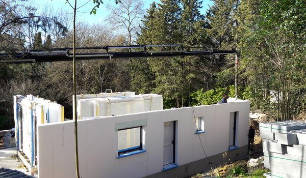 Construction maison bois paca ventana blog - Reportage construction maison ...