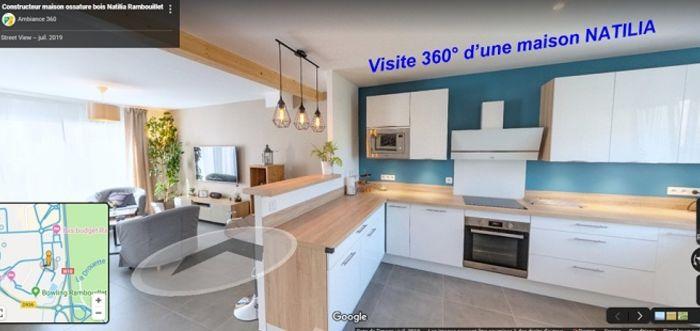 visite 360 maison natilia rambouillet